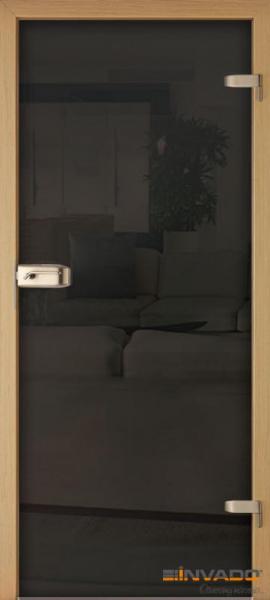 AMBER 15 - Usa Interior Sticla securizata cu toc MDF [0]