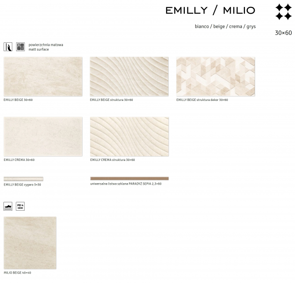 Beige  - EMILLY / MILIO [1]