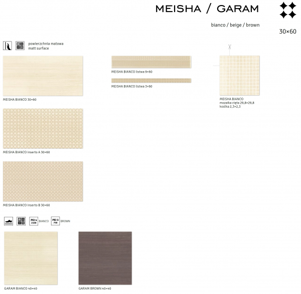 Bianco MEISHA/GARAM [1]