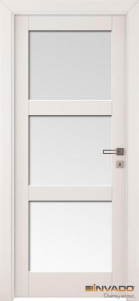 BIANCO SATI 3 - Usa Interior modulara MDF 0