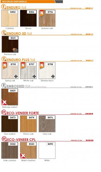 D'ARTAGNAN INTERO  - Usa Interior modulara MDF [3]