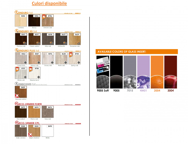 DESTINO UNICO 2 - Usa Interior modulara MDF 2