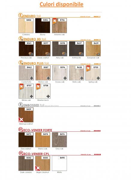LINEA FORTE 3 - Usa Interior modulara MDF 2