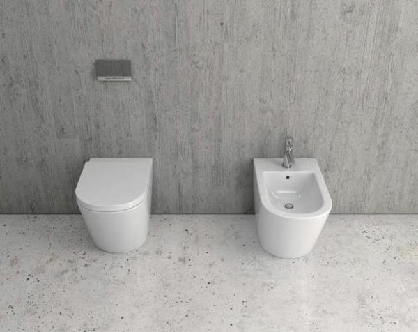 SORRENTO WC/BIDEU 3