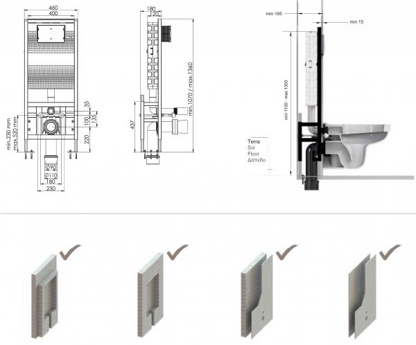 T05-2114 Rezervor wc incorporat 1