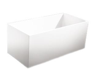 KYVELI - Cada freestanding 1700x7500