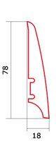 PLINTA LEMN P30 STEJAR [1]