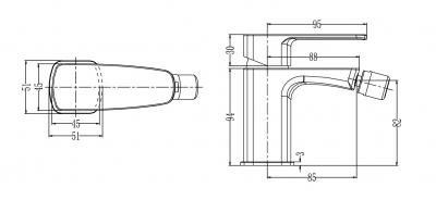 Baterie mixer bideu - MARCARNI [1]