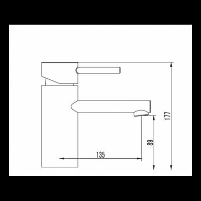 Baterie mixer lavoar - SINAR [1]