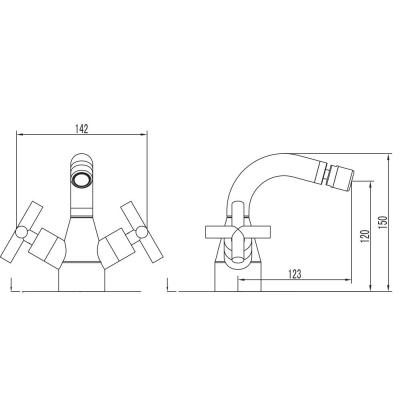 Baterie mixer bideu - T7 COLLECTION [1]