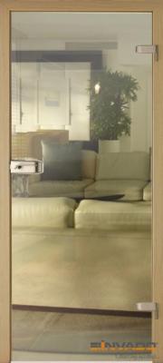 AMBER 14 - Usa Interior Sticla securizata cu toc MDF0