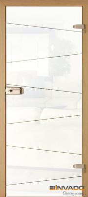 AMBER 16 - Usa Interior Sticla securizata cu toc MDF [0]