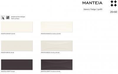 Bianco/Belge/Grafit - MANTEIA [3]