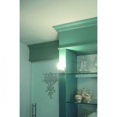 Cornisa tavan C7 - 7.8x6.6x200 cm [3]