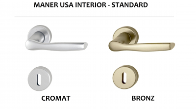 NORMA DECOR 4 - Usa Interior celulare MDF5