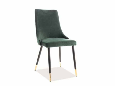 Scaun Piano Velvet Verde – l44 x A45 x H92 cm [0]
