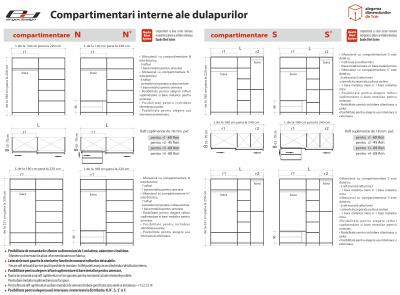 Set Dormitor Elle - configuratie propusa: [4]