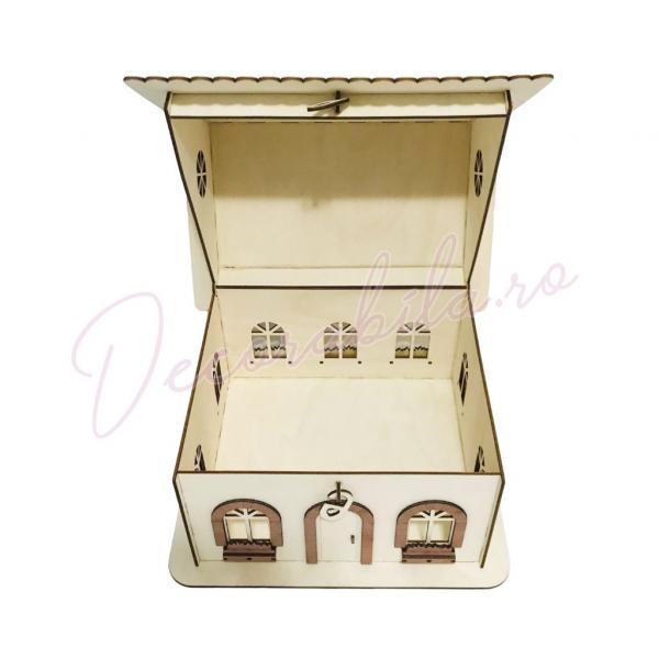 Casa dar pentru nunta - model rustic 6