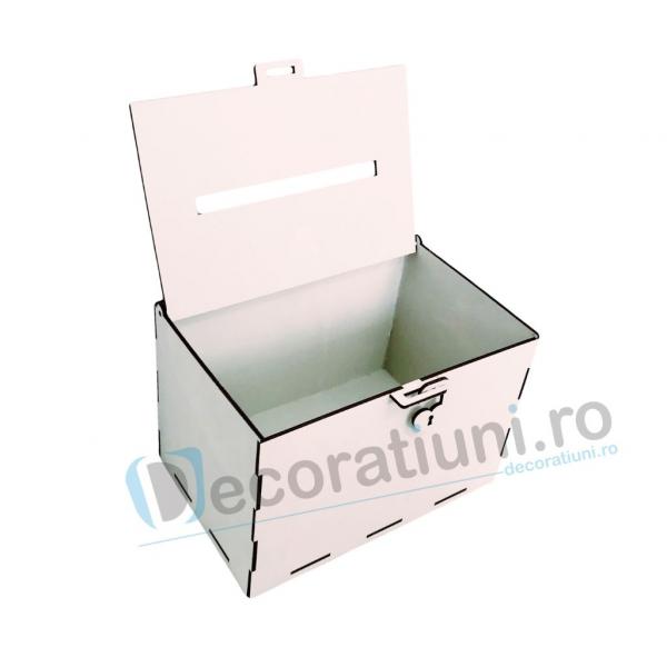 Cutie dar din lemn - model Simplu [4]