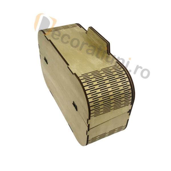 Cutie din lemn - model aparat photo 7