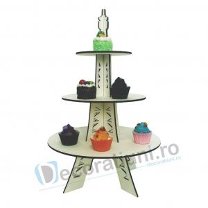 Stander prajituri, suport prajituri, candy bar - model Eiffel Tower0