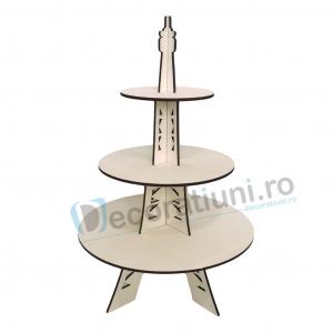 Stander prajituri, suport prajituri, candy bar - model Eiffel Tower4