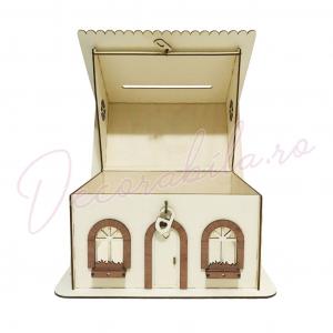 Casa dar pentru nunta - model rustic5
