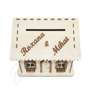 Casa dar pentru nunta - model rustic [2]