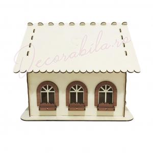 Casa dar pentru nunta - model rustic3