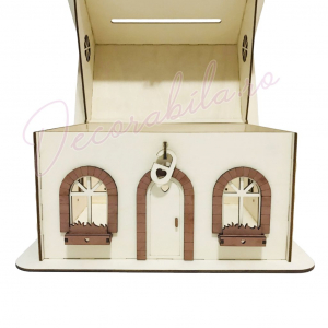 Casa dar pentru nunta - model rustic4