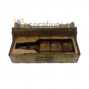 Cutie de lemn pentru sticla de whisky [6]