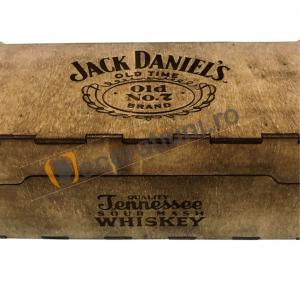 Cutie de lemn pentru sticla de whisky2