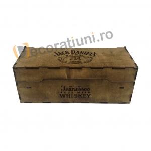 Cutie de lemn pentru sticla de whisky [5]