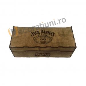 Cutie de lemn pentru sticla de whisky7