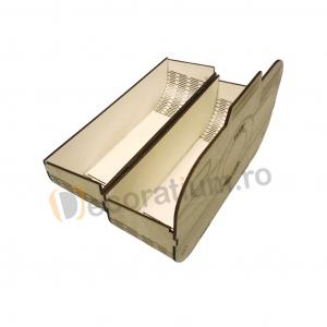 Cutie din lemn - model aparat photo3