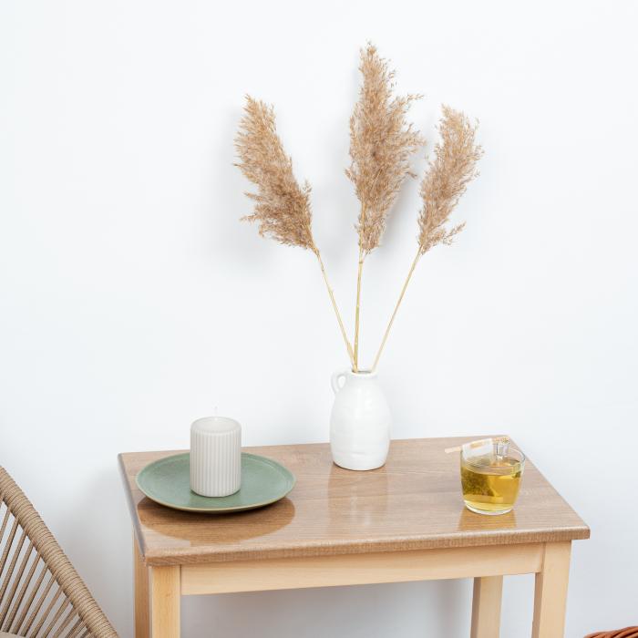 Măsuță de cafea dreptunghiulară, lemn masiv de fag [5]