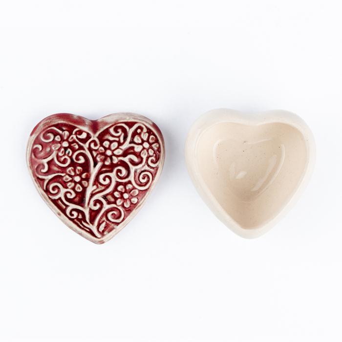 Set 3 cutiuțe din ceramică pentru bijuterii [2]