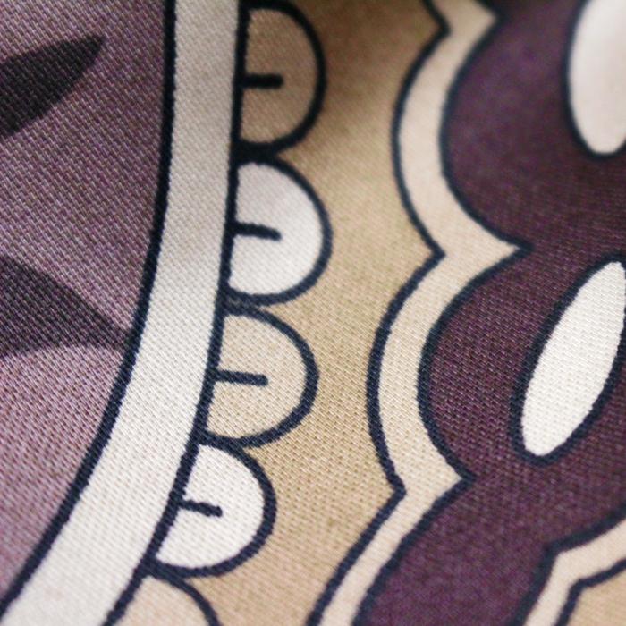 Bumbac dublu satinat maron 11733 [2]