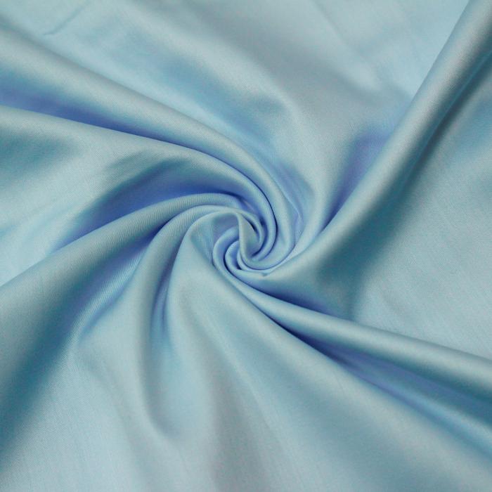 Bumbac dublu satinat bleu v20 [0]