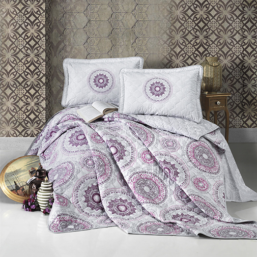 Cuvertură pat Clasy-matlasată MANILA V2 [0]