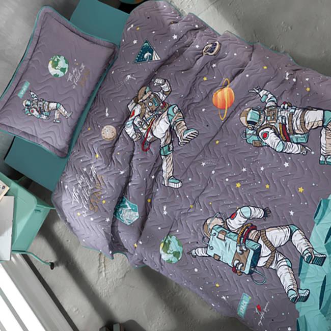 Cuvertură pat Clasy-matlasată SPACE [0]