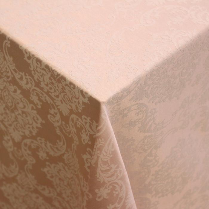 Jacquard policoton roz [0]