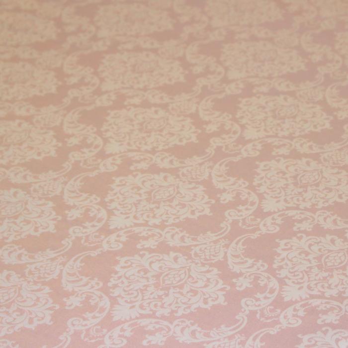 Jacquard policoton roz [1]