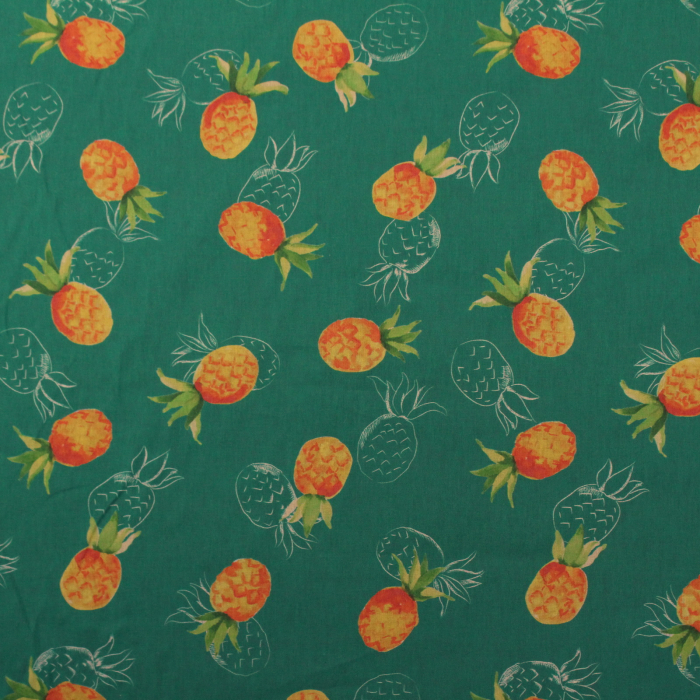 Percale Tropic Pine 701 [0]