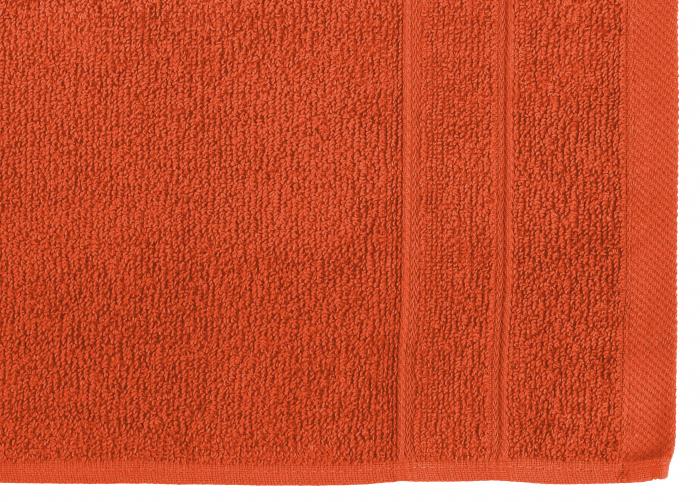 Prosop de baie Napoli 30x50cm portocaliu [2]