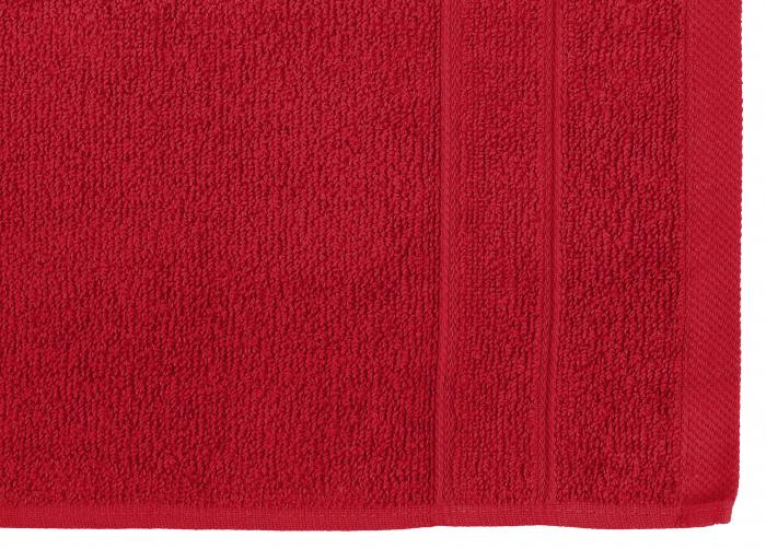 Prosop de baie Napoli 30x50cm rosu [2]