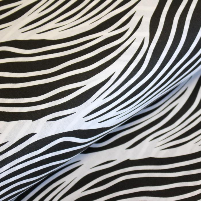 Ranforce negru cu linii albe [0]