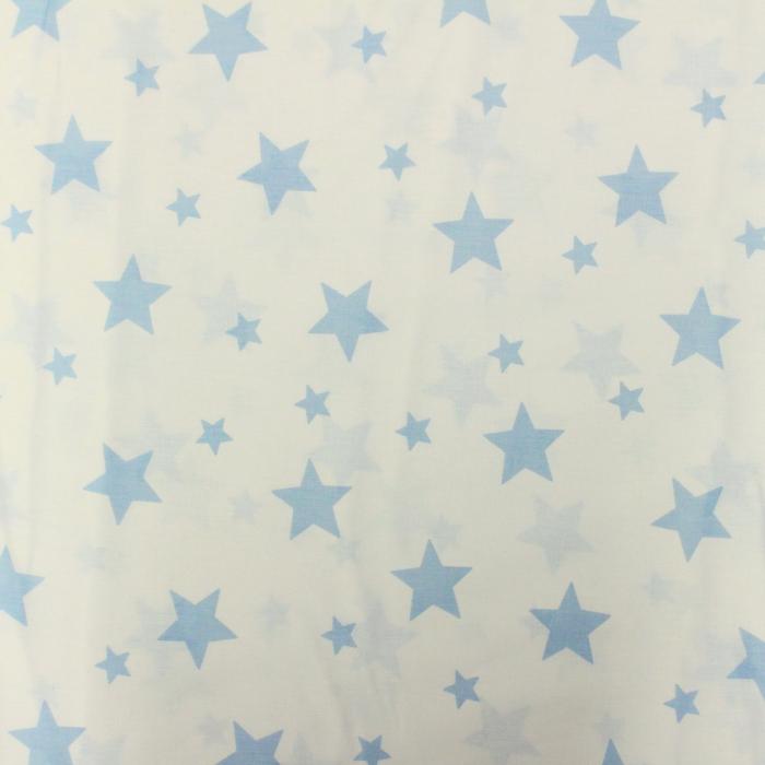 Ranforce alb cu stele bleu [1]