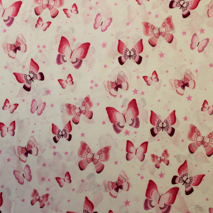 Ranforce alb cu fluturasi roz [1]