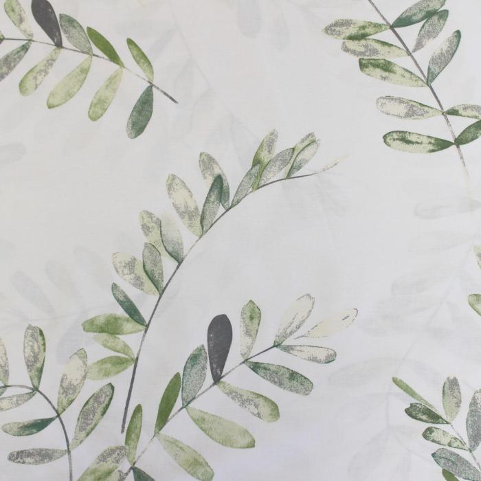 Ranforce alb cu frunze cachi [1]